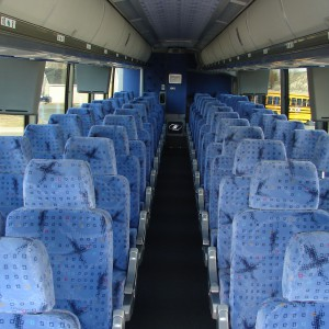 reinigen van bussen