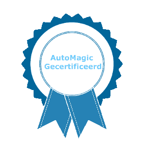 automagic certified logo