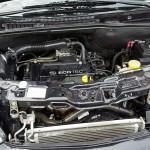 motor reinigen
