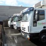 vrachtwagen wassen