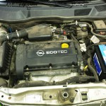 motor reiniging