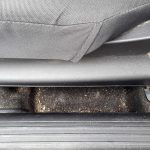 stofzuigen interieur auto
