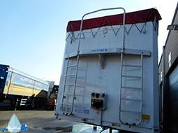 vrachtwagens wassen