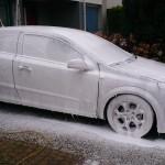voorwas wagen wassen