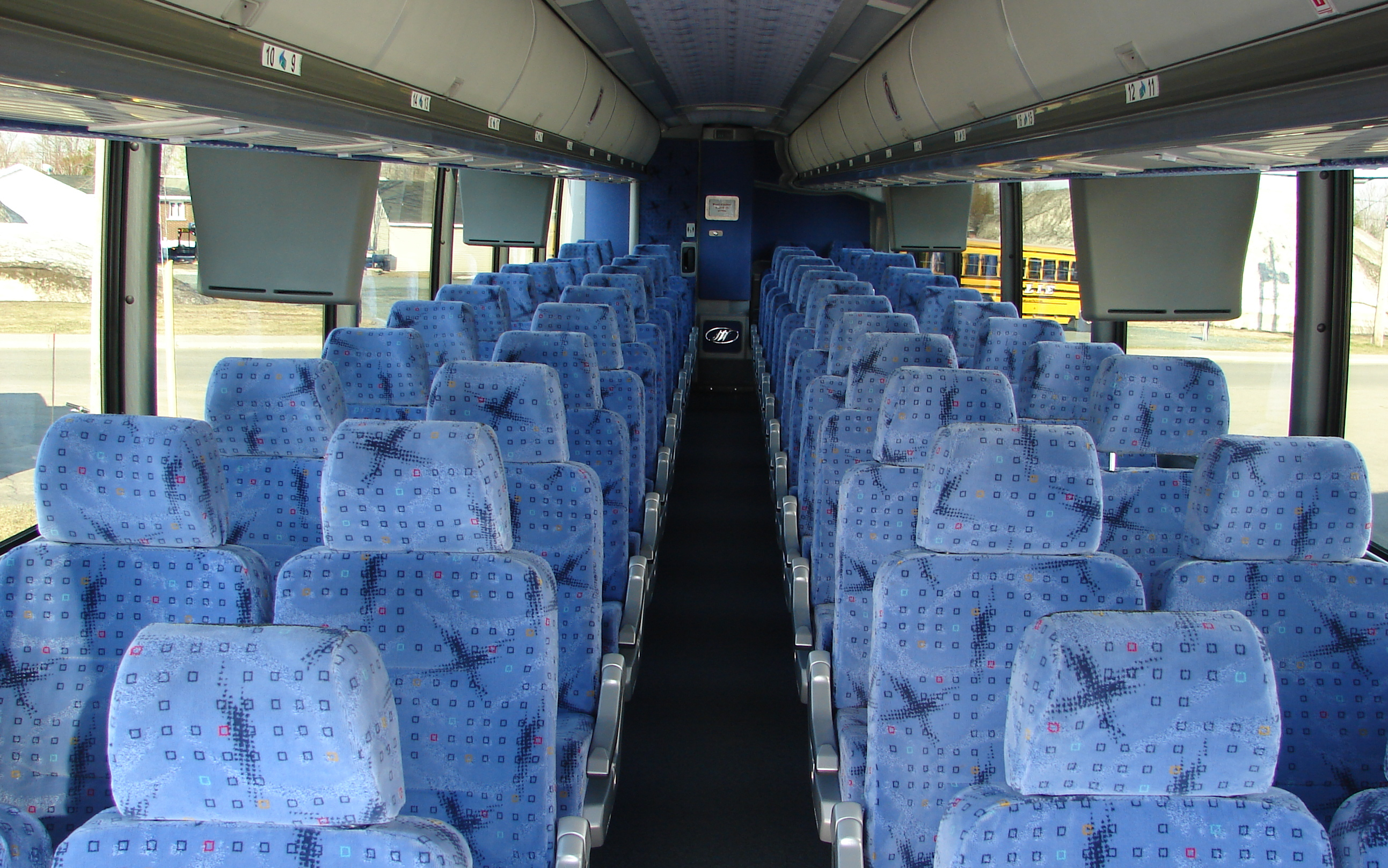 bussen en autocars reinigen