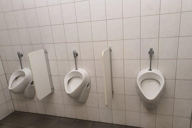 schoonmaak sanitair