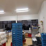 kaasmakerij desinfecteren