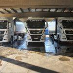 mobiele truck wash
