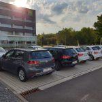 mobiele carwash wagenpark