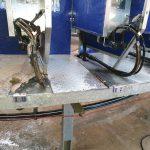 melkcarousel schoonmaken