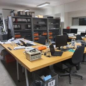 schoonmaak kantoor